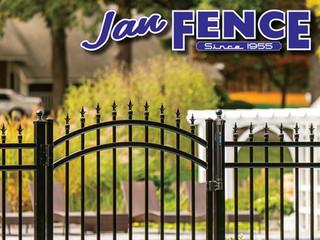 The Jan Fence Brochure