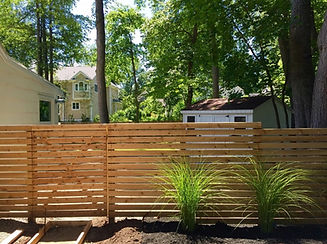 DIY - how to build a fence