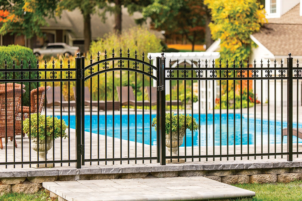 Top custom fence contractor in Orange County, NY