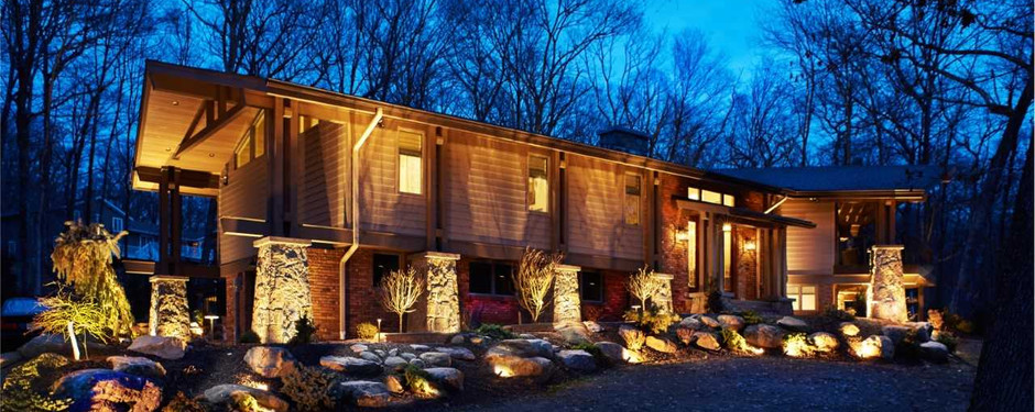 Amazing house done by custom home builders in Mountain Lakes, NJ