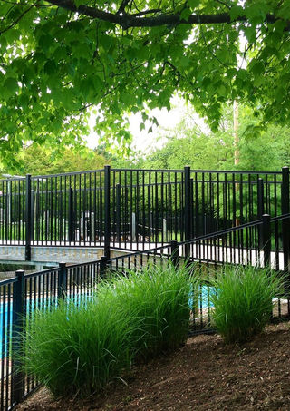 Commercial fencing in Mountain Lakes, NJ