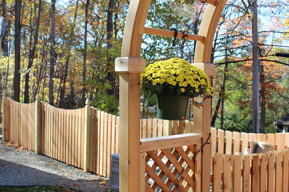 Wood Fence Store Near Me Passaic, Morris, Bergen, Essex County NJ