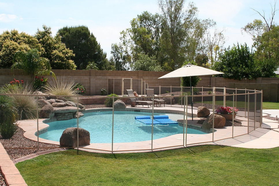 Pool guard and fence company near me in Orange & Rockland County, NY