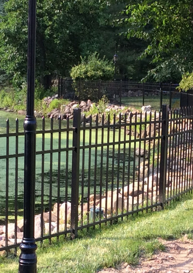 Top quality aluminum fence Franklin Lakes, NJ