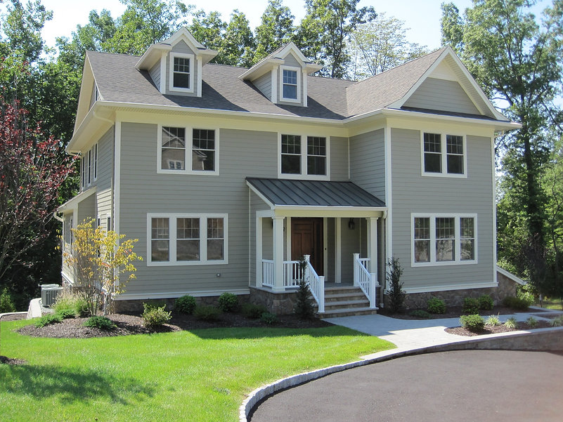 Outstanding home carefully designed by custom home builders in North Caldwell, NJ