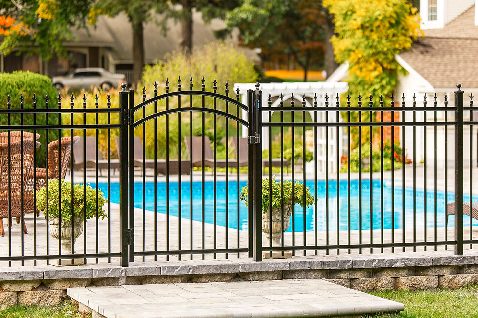 Fence contractor for architects in Tewksbury, NJ