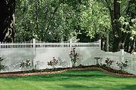DIY fence - vinyl fence in Morris County NJ