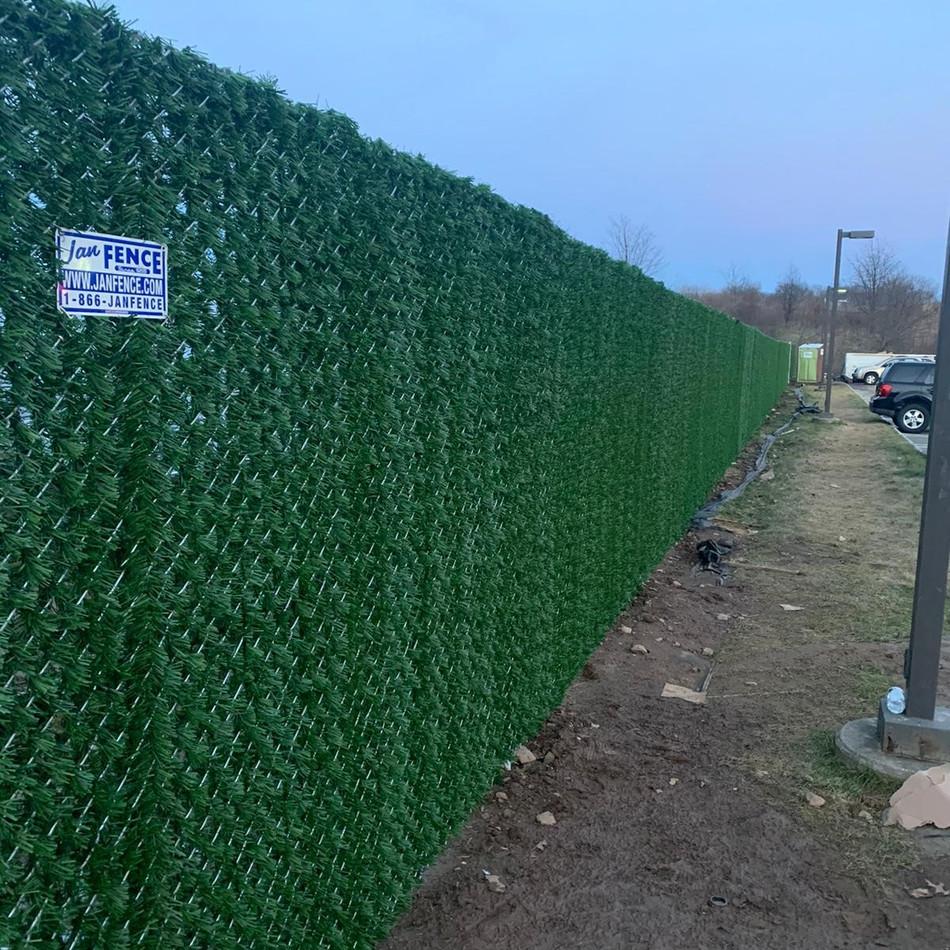Jan Fence chain link in Ramsey NJ