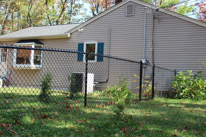 How to build a fence - chain link fencing materials in Union County, NJ
