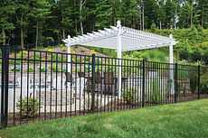 Aluminum fence installation near me in Ramsey, NJ