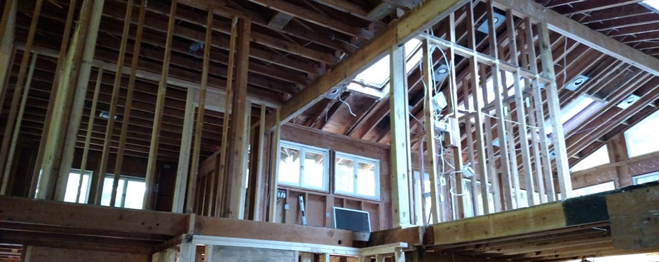 Stunning home being constructed by home remodelers in North Caldwell, NJ