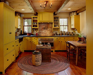 Shot of kitchen by home remodelers in North Caldwell, NJ