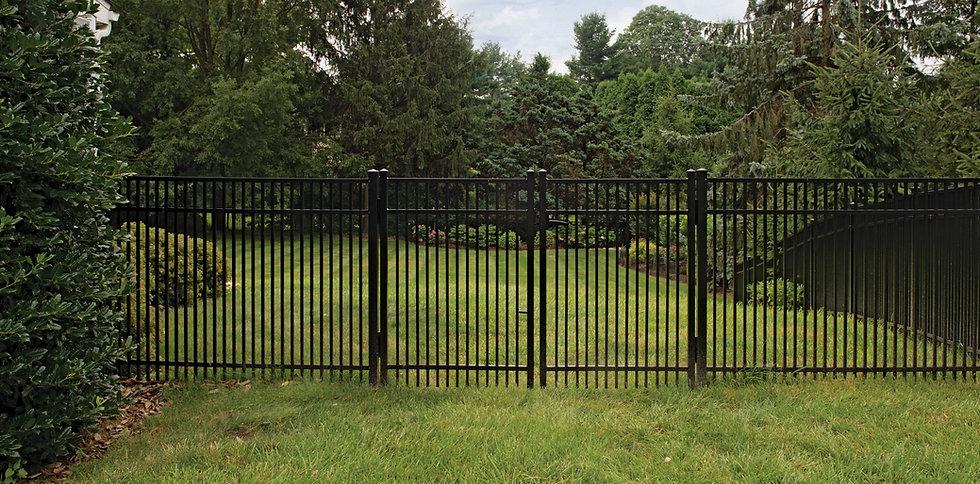 ActiveYards Aluminum Fence Union County NJ