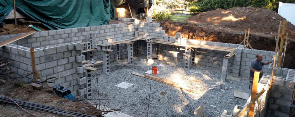 Under construction home by home builders in Upper Saddle River, NJ