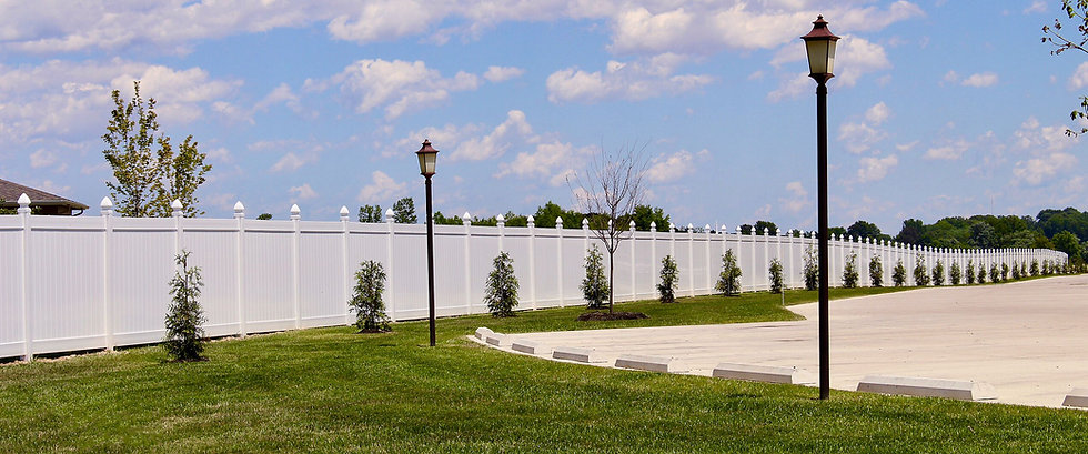 Top commercial fencing in Essex Fells, NJ for builders