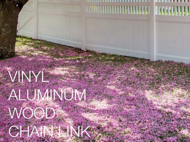 The Vinyl Aluminum Wood Brochure