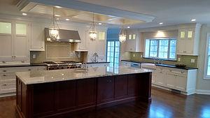 Amazing kitchen by general contractors near me in Kinnelon, NJ