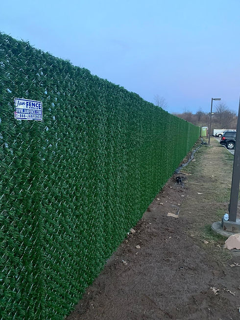 Commercial Fence Contractor Ramsey, Mendham, Saddle River NJ