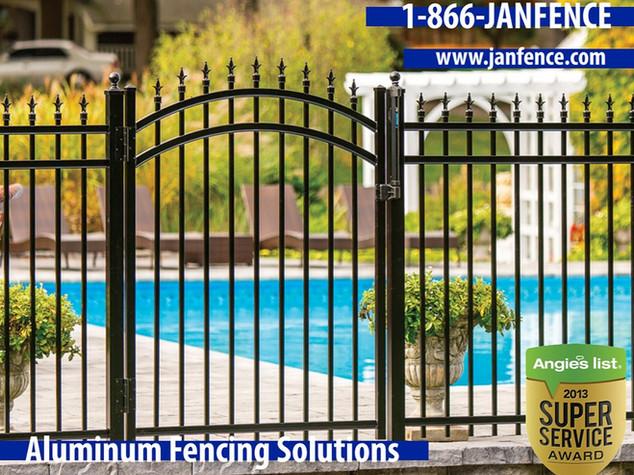 The Aluminum Fence Brochure