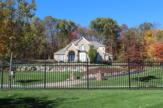 Aluminum fence installation in Westchester County NY