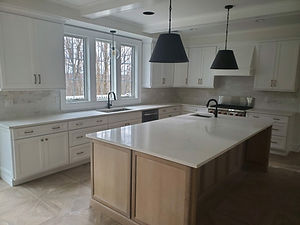 Outstanding kitchen done by general contractors near me in Mountain Lakes, NJ