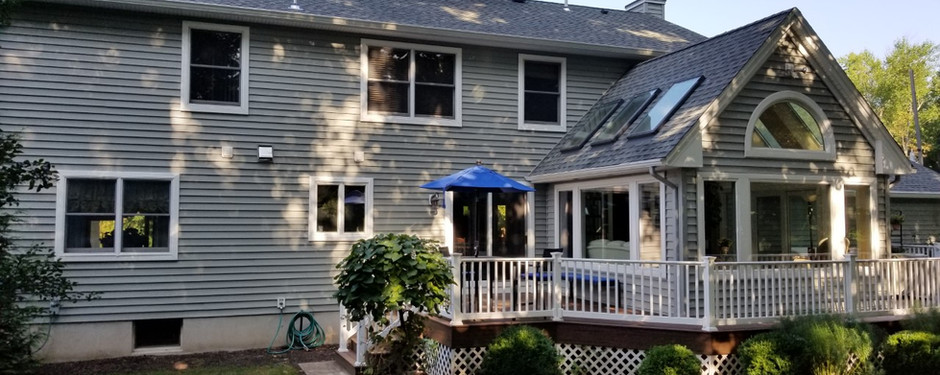 Stunning house made by home remodelers in North Caldwell, New Jersey