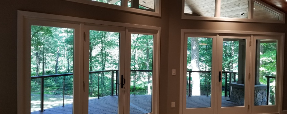 Stunning living room by general contractors near me in Mountain Lakes, NJ