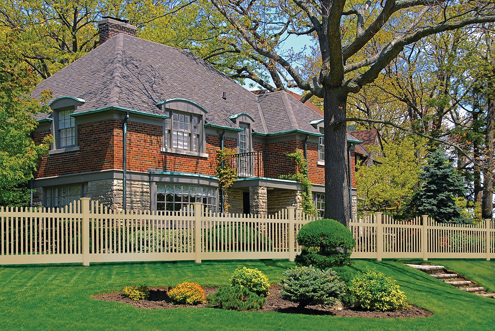 Wood fence installation and contractor in Westchester, Orange and Rockland County, NY
