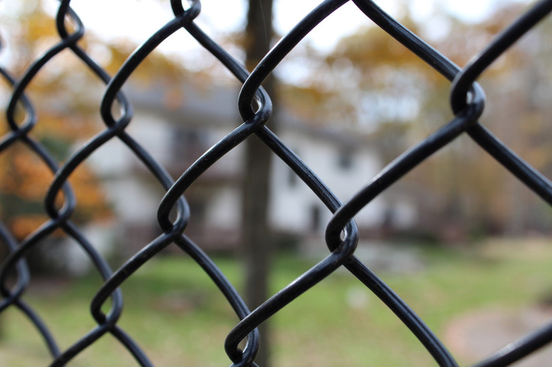 Chain link fence installation in Ramsey NJ