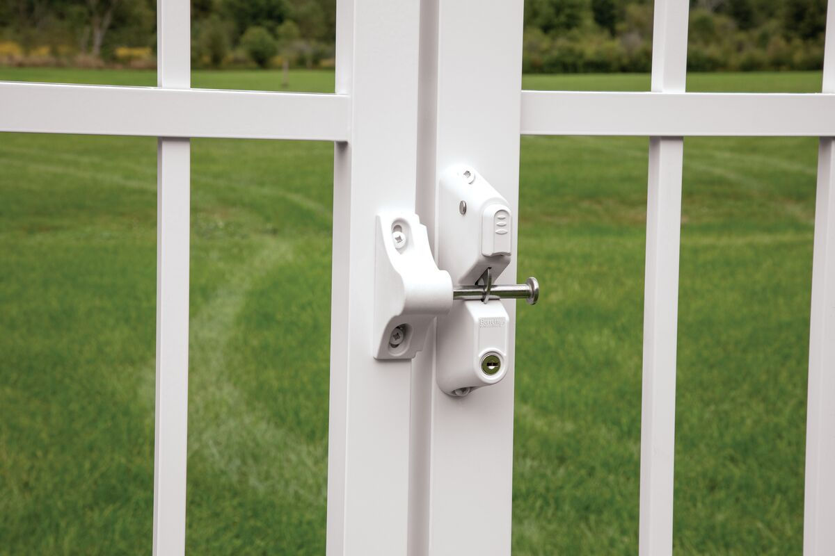 Mendham, NJ top quality aluminum fence