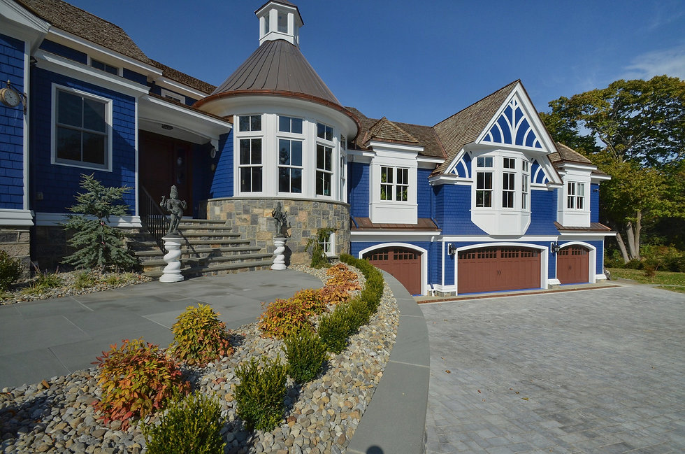 House built by general contractors near me in Kinnelon, NJ
