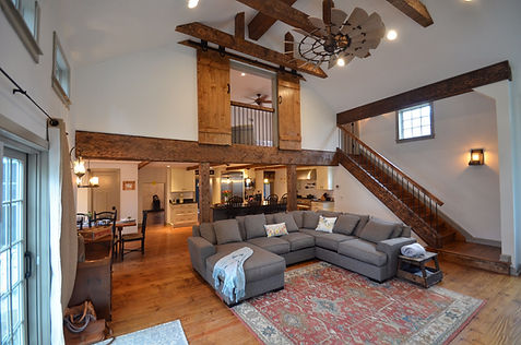 Stunning place done by custom home builders in Mountain Lakes, NJ