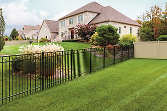 How to build a fence - aluminum fencing materials in Morris County NJ