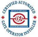 Certified - automatic gate opener Essex Fells NJ