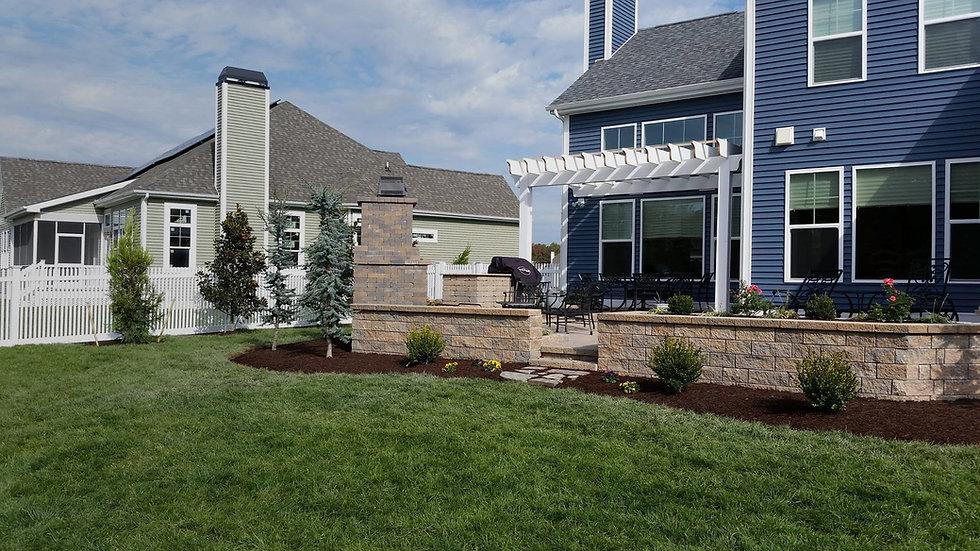 Lawn Care, Hardscape Design in Harbeson, Sussex County, DE