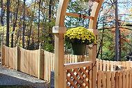 Wood fence supply near me Bergen County NJ