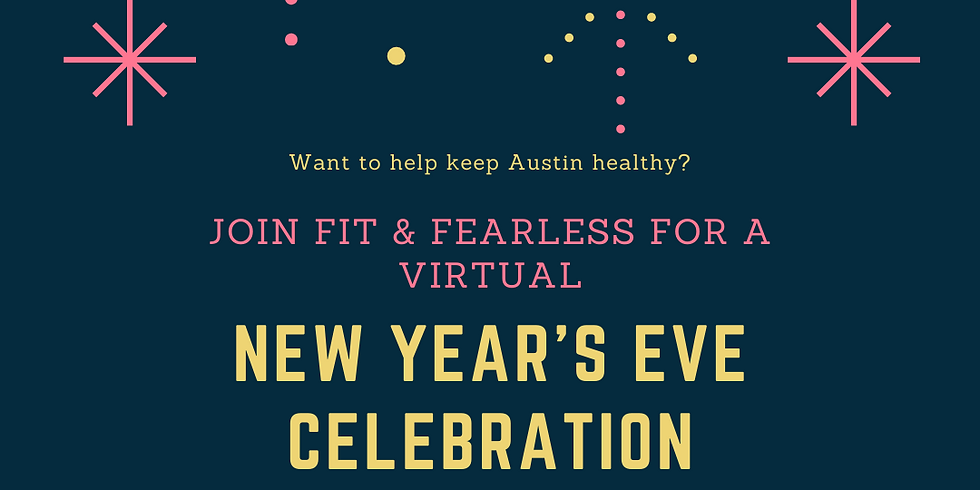 Ring in the New Year with Fit & Fearless