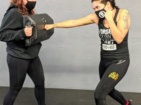 Midday Krav Maga Classes Added