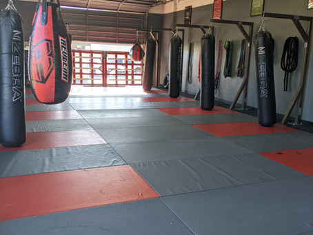 EVEN MORE Heavy Bag Classes