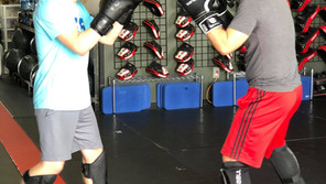 Intro to Kickboxing ADDED