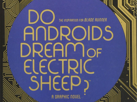 Do Androids Dream of Electric Sheep? by Phillip K Dick