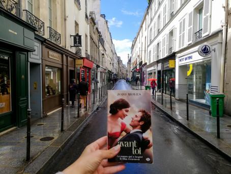 Εγώ πριν από εσένα - Παρίσι