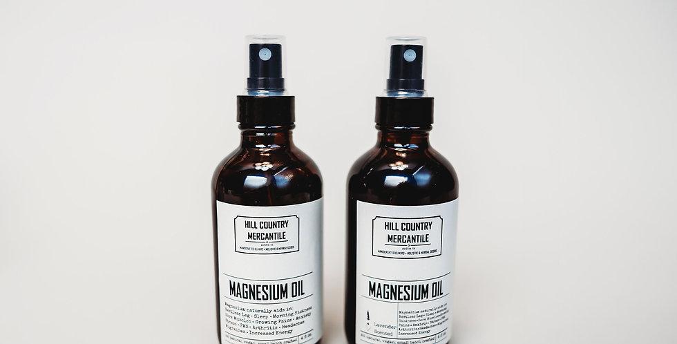 Magnesium Spray 4 FL OZ
