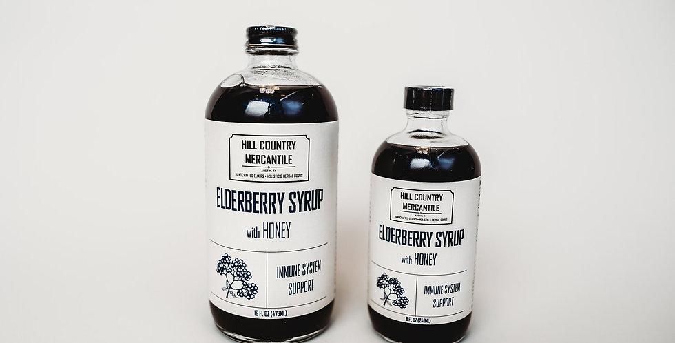 Elderberry Syrup 16 OZ