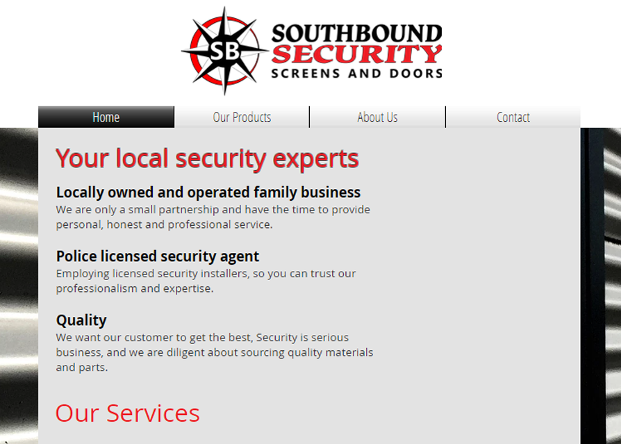 Southbound Security