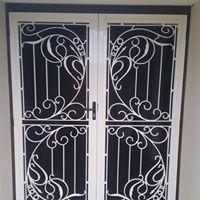 colonial door 4