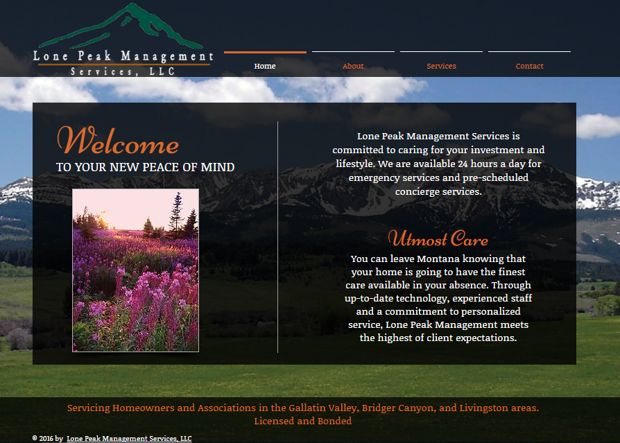 Lone Peak Management