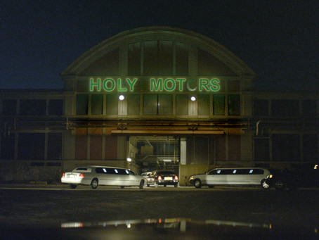The Profound Weirdness of Holy Motors