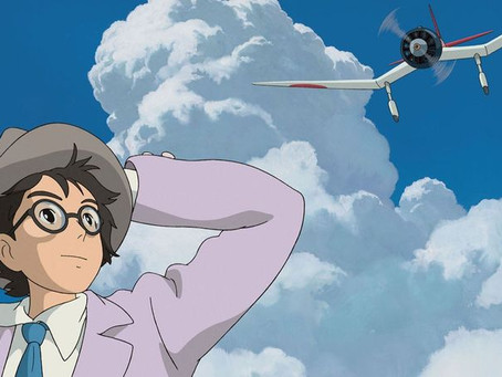 The Wind Rises... We Must Try to Live