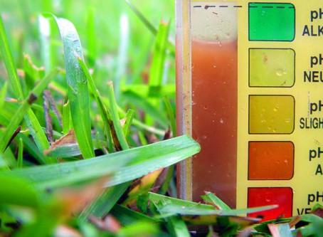 Como medir el PH de los suelos
